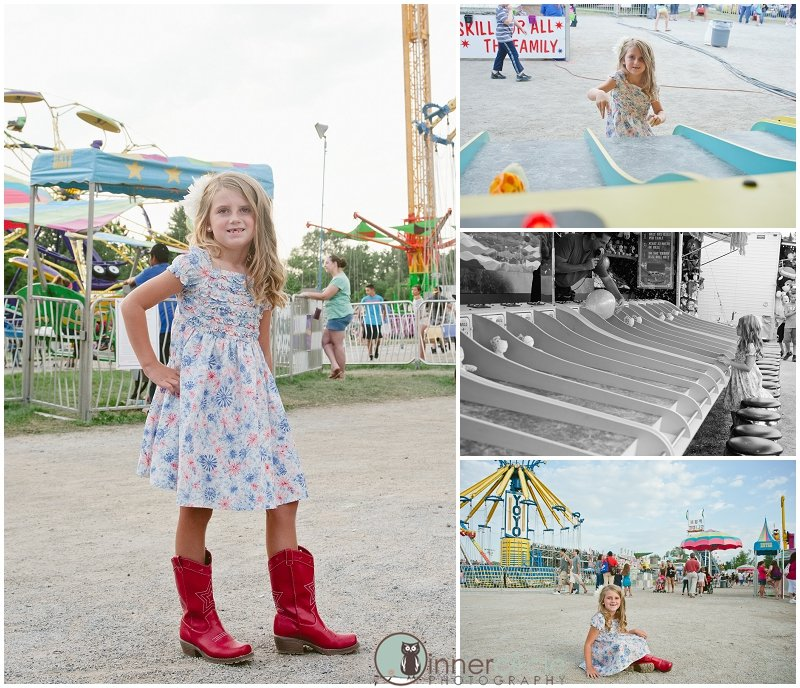 Cali7SESS001 Cali at the Fair! Armada Family Photographer