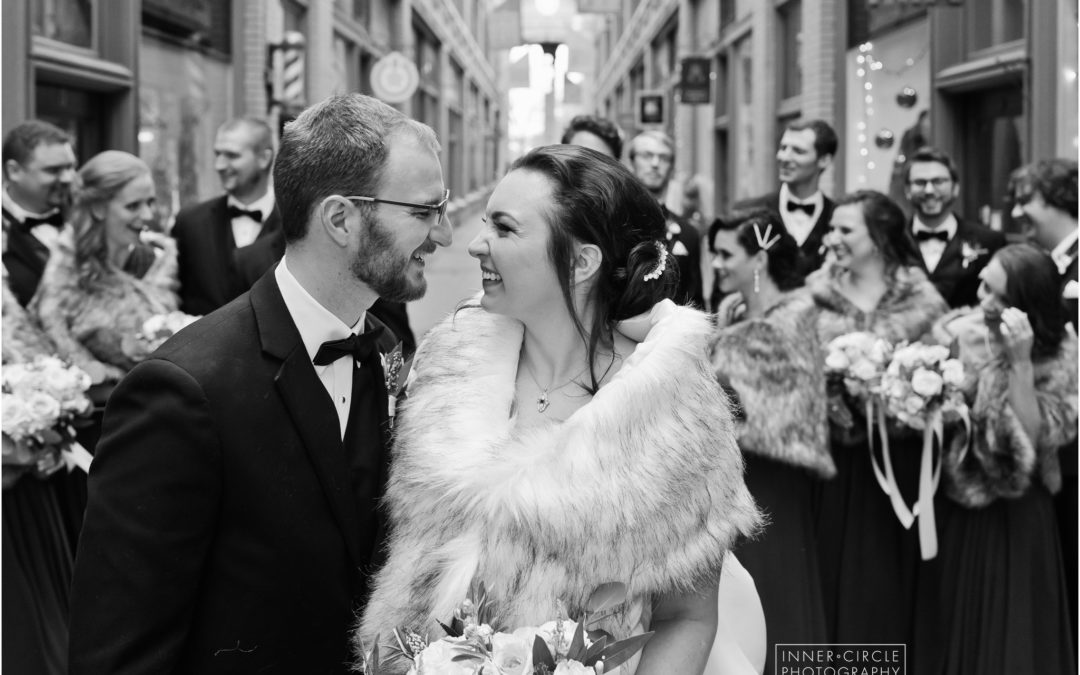 Luke and Lauren :: Married