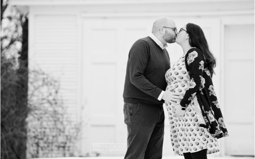 Megan & Jeff :: MATERNITY